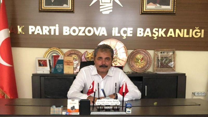 Urfa AK Parti İlçe Başkanı'ndan elektrik kesintilerine tepki!