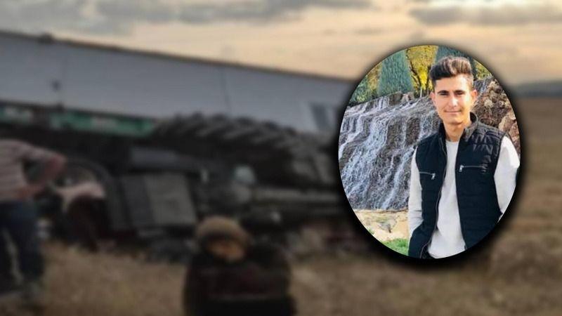 Urfalı tarım işçilerinden yine acı haber: Genç adam feci şekilde öldü!