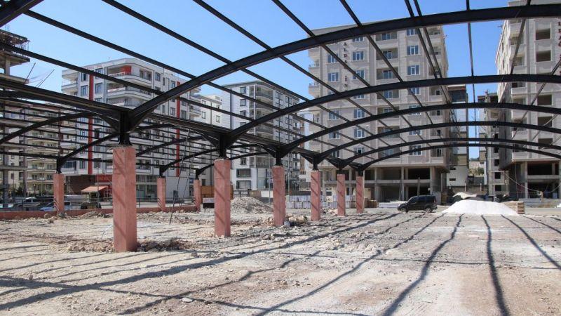 Urfa'nın ilçesinde projeler hayata geçiyor!