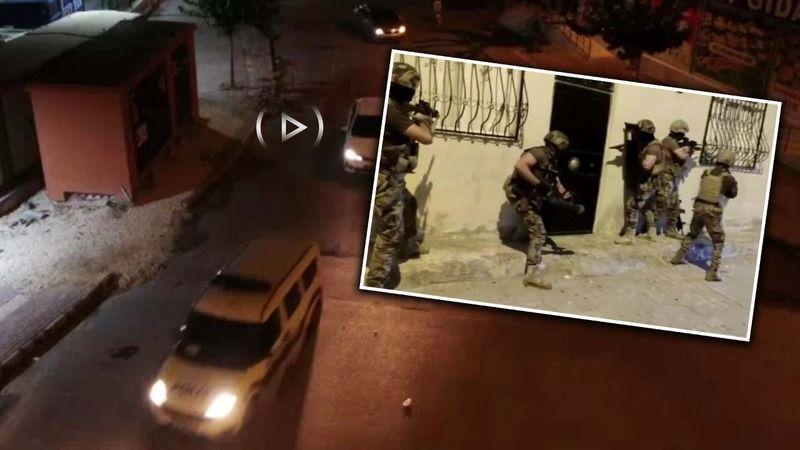 Şanlıurfa'da torbacı operasyonu: Çok sayıda tutuklama!