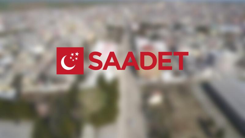 Urfa'da Saadet Partisi yeni başkanı açıkladı