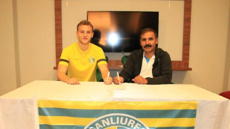 Fenerbahçeli oyuncu Urfaspor'a imza attı