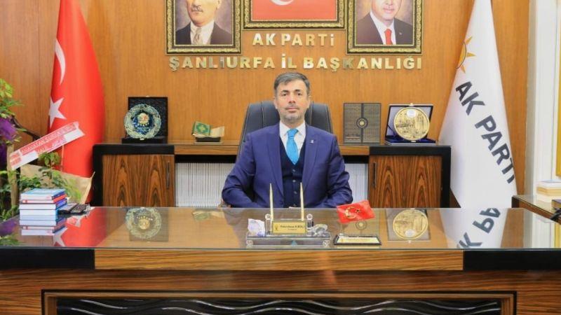 Kırıkçı'dan 'AK Parti' mesajı