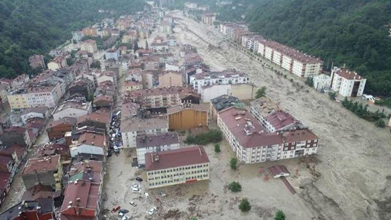 AFAD sel afetiyle ilgili son verileri paylaştı! Ölü sayısı 62 oldu!