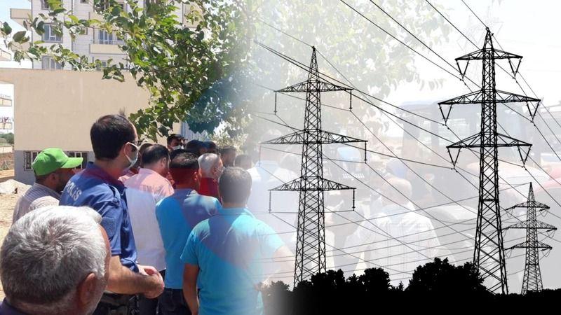 Şanlıurfa'daki elektrik kesintileri için yeni açıklama!