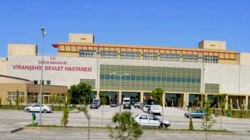 Urfa'da sağlık çalışanına şiddet iddiası! Gözaltılar var