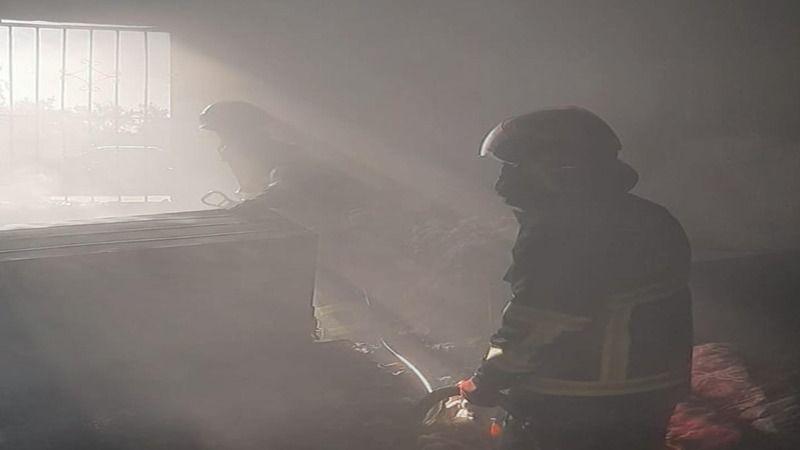 Urfa'da elektrikten kaynaklı yangın: Ev kullanılamaz hale geldi!