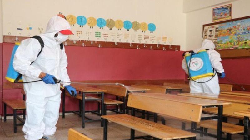 Okulların 6 Eylül'e kadar hazırlanması talimatı verildi!