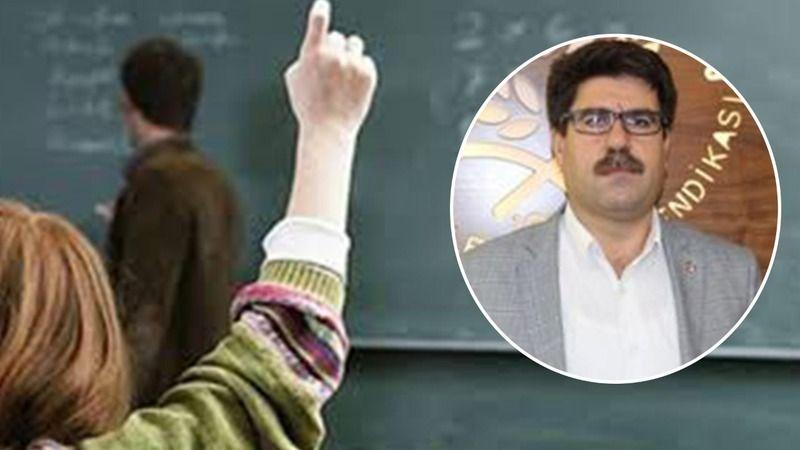 Coşkun: Öğretmen ve aileleri mağdur edilmemeli!