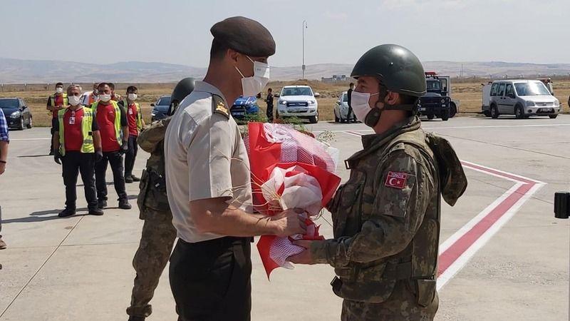 TSK'nın Afganistan'dan tahliyesi tamamlandı!