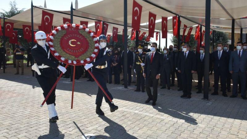 Urfa'da 30 Ağustos Zafer Bayramı kutlanıyor!