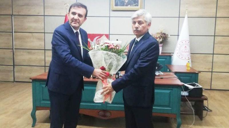 Urfa'da yeni müdür görevi devraldı!