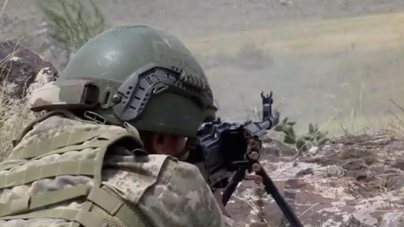 Bakanlık duyurdu: Urfa sınırında saldırı girişimi!