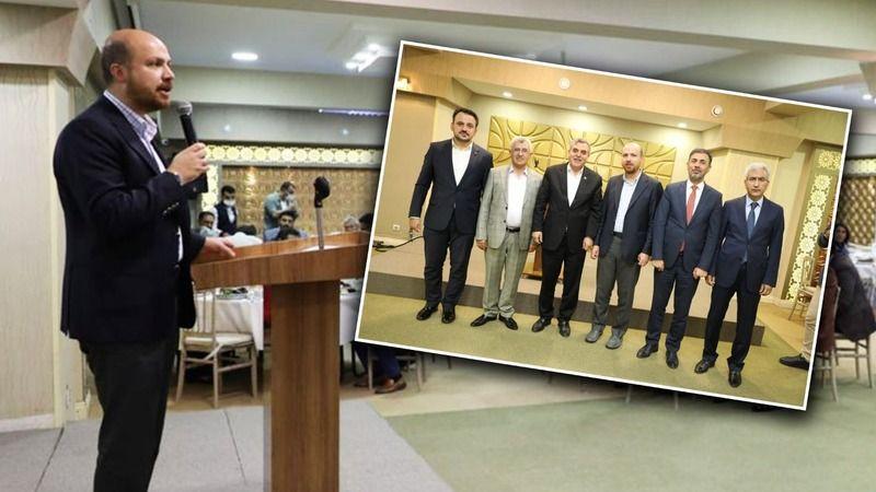 Erdoğan, Urfa'daki platform temsilcileri ile buluştu