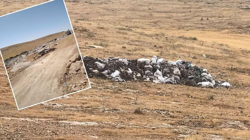 OSB'deki fabrika atıkları araziye atılıyor iddiası!