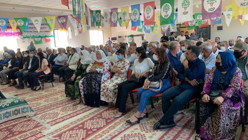 HDP'de kongre heyecanı: Başkan belli oldu