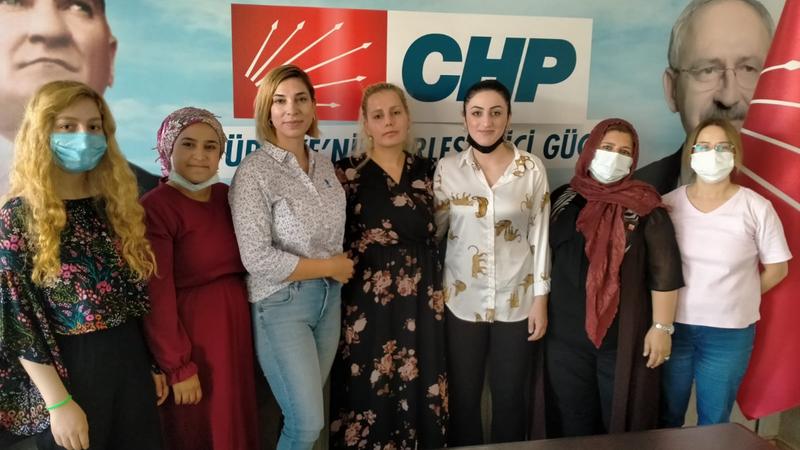 CHP'den kadınlar için açıklama