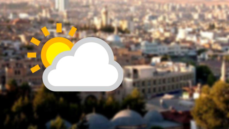 Şanlıurfa'da hava soğuyacak mı? İşte tahminler