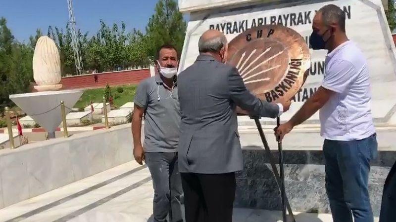 Şanlıurfa'da CHP'nin kuruluş yıl dönümü kutlandı!