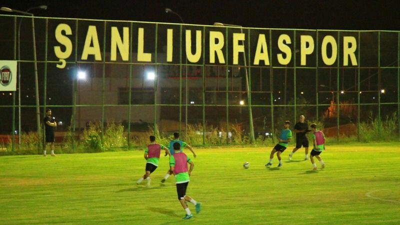 Şanlıurfaspor Karacabey maçına sıkı hazırlanıyor!