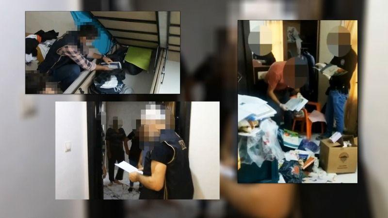 Urfa'da FETÖ operasyonu: Kamu çalışanları da var!