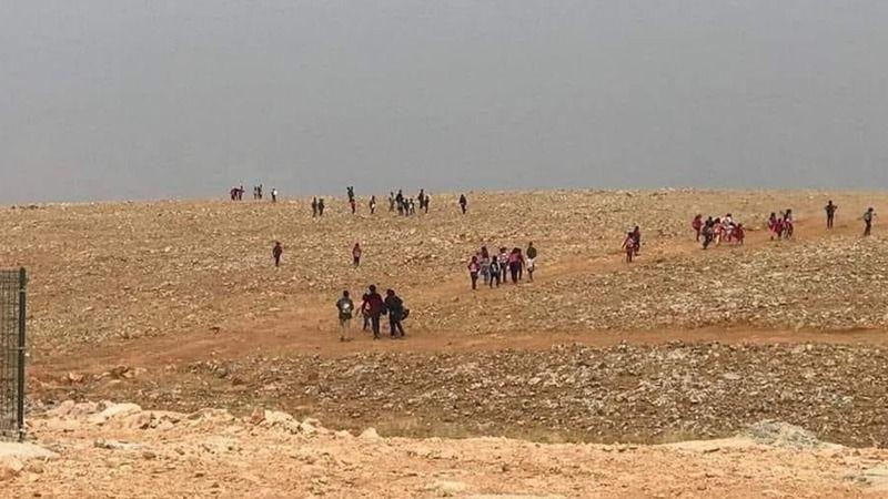 Bir fotoğraf karesi yetti: Urfa'da eğitimin hali!