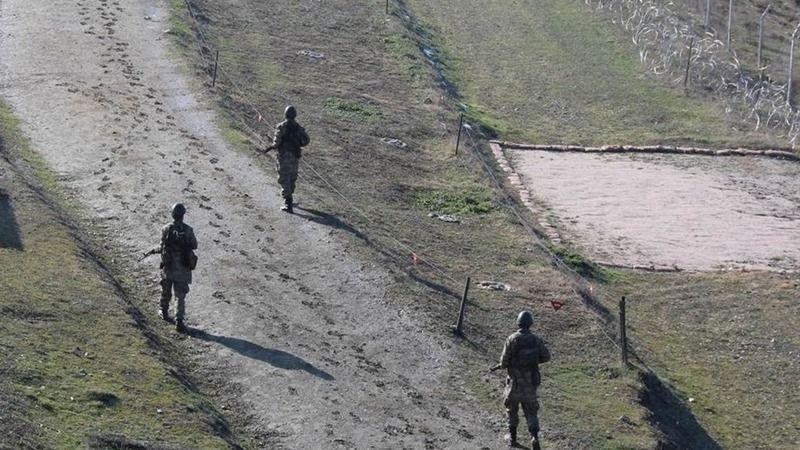 Sınırda operasyon: FETÖ'cüler ve DEAŞ'lılar yakalandı!