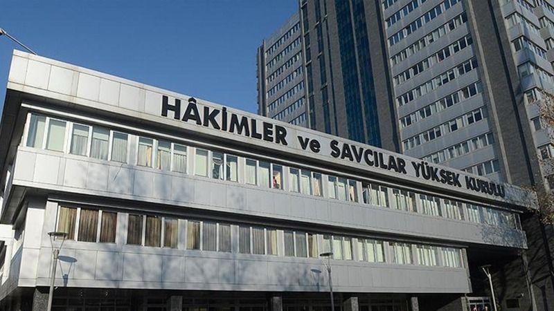 HSK'nın hakim ve savcılarla ilgili kararı Resmi Gazete'de!