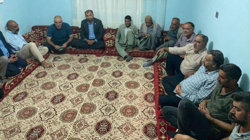 HÜDA PAR görüştü: Urfa'da 2 aile arasındaki husumet son buldu!