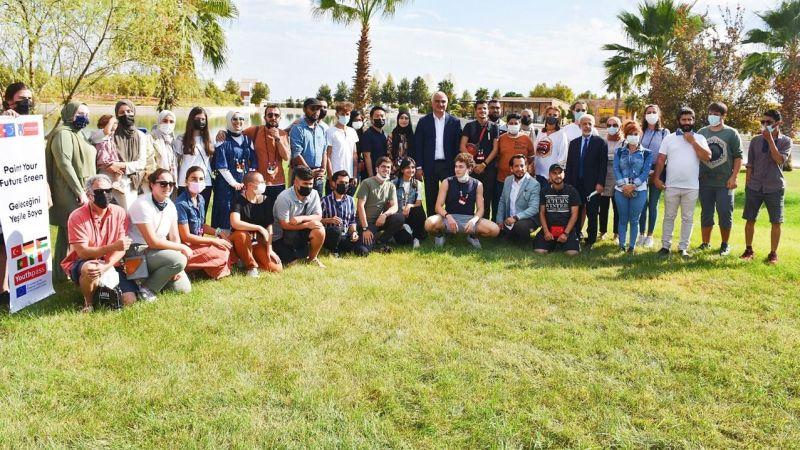 Bakan Ersoy Harran Üniversitesi öğrencileriyle buluştu!