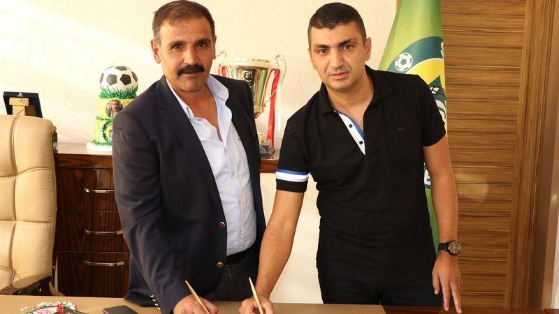 Şanlıurfaspor Serdar Bozkurt'la anlaştı!