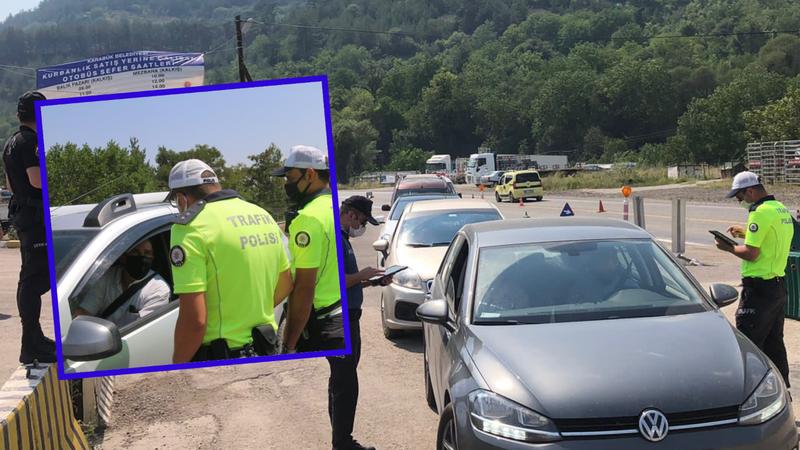 Binlerce sürücüye ceza! Veriler açıklandı