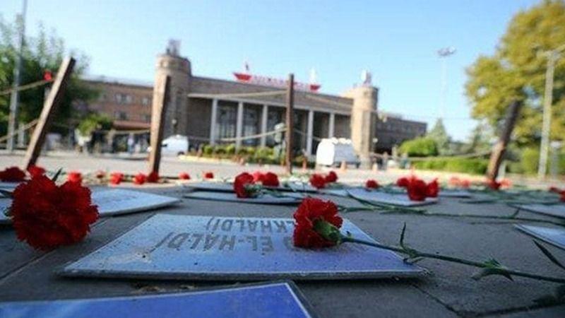 Ankara Gar saldırısında hayatını kaybedenler Urfa'da anılacak!