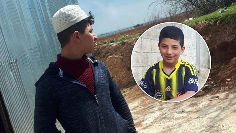 Urfa'da kaybolan çocukla ilgili yeni gelişme!