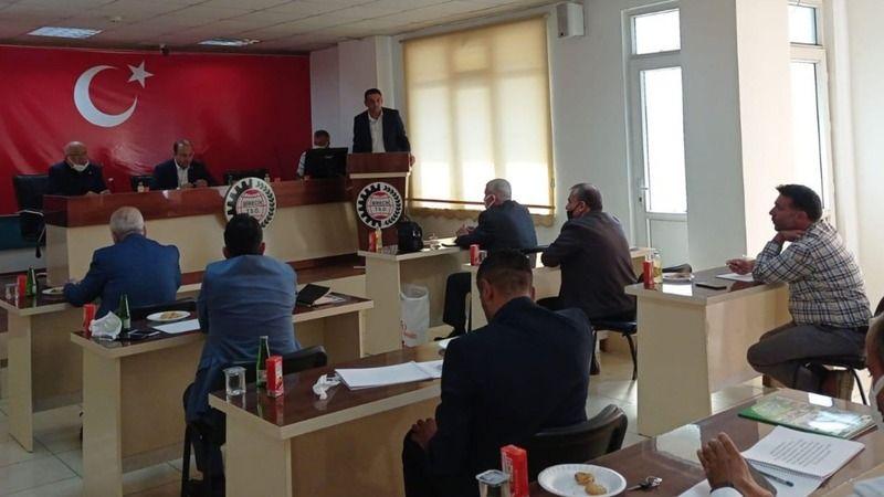 Urfa'nın ilçesinde toplantı: Doğal gaz, projeler, fabrika…