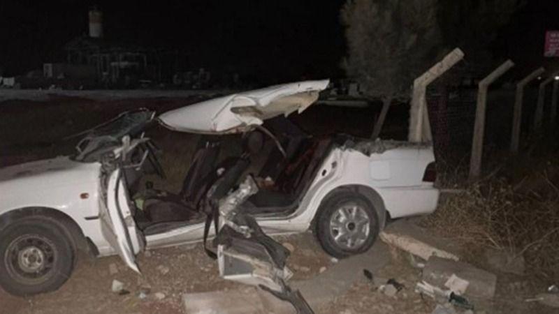 Urfa'nın ilçesinde feci kaza! 2 ölü 6 yaralı