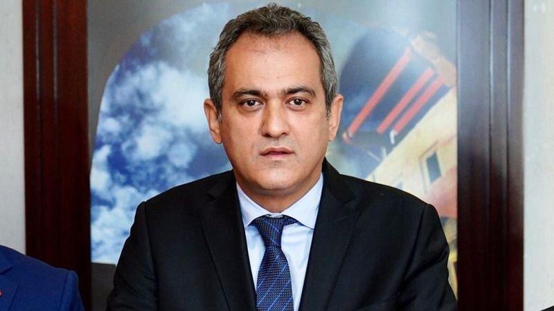 Bakan Özer kapalı okullarla ilgili konuştu