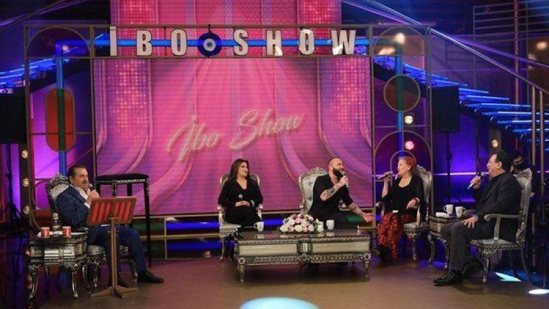 İbo Show, ''Bitiyor'' İddialarına İnat Tam Gaz Devam Ediyor! İşte İbo Show'da Bu Haftanın Konukları!