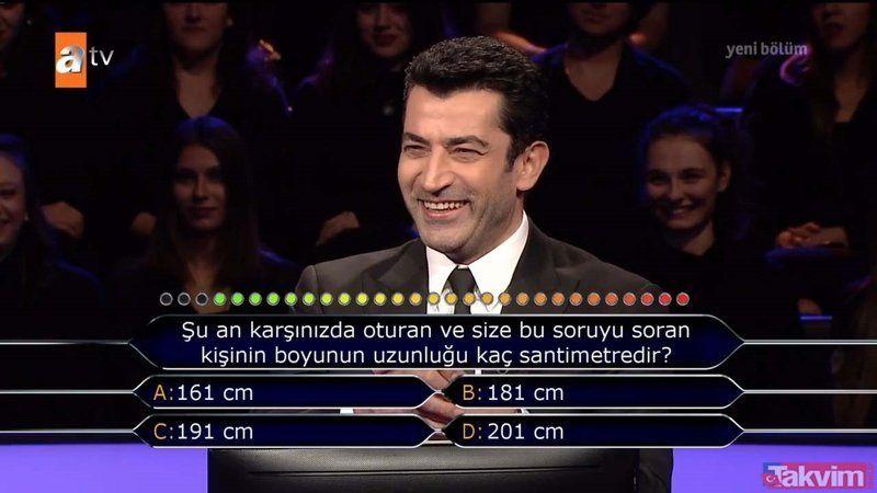Kim Milyoner Olmak İster'de Kahkaha Attıran Soru! Kenan İmirzalıoğlu Bile Dayanamadı!