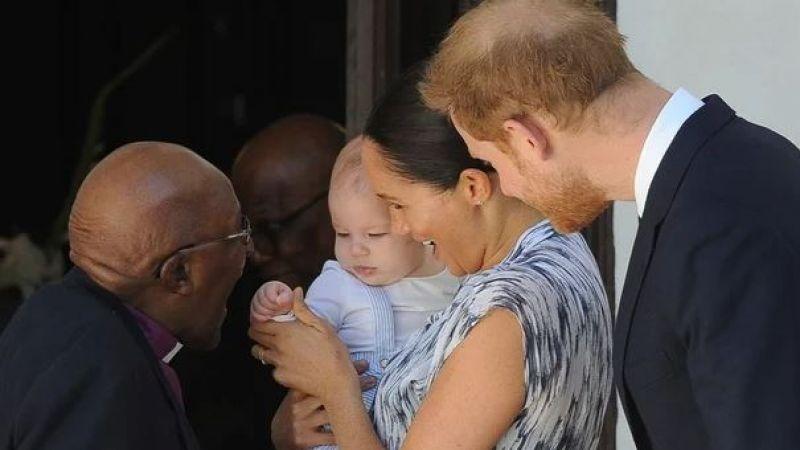Prens Harry ve Meghan Markle'ın Bebekleri Dünyaya Geldi!