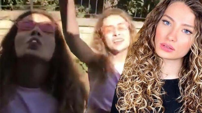 Şarkıcı Irmak Arıcı Trafikte Kavga Ettiği Adamın Yüzüne Tükürdü! Şok Eden Görüntüler!