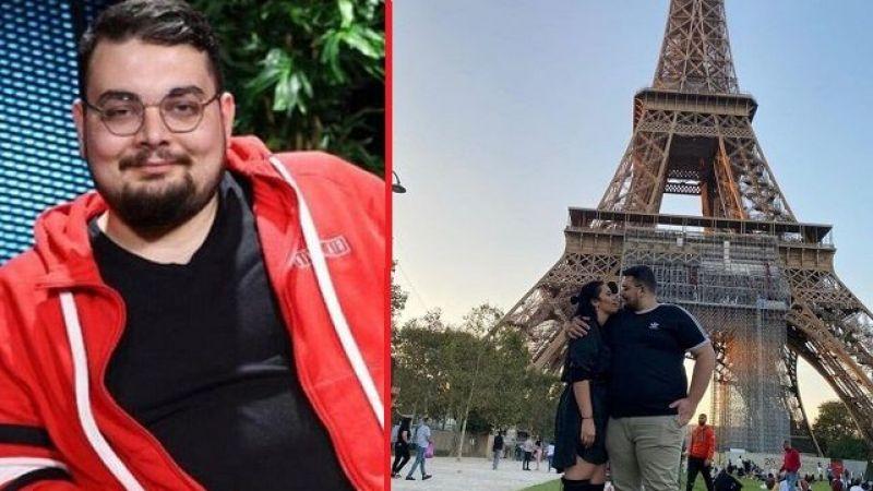 Masterchef Eray Paris'te Aşka Geldi! İşte Eray Aksungur ve Nişanlısı İlayda Misem Koyuncu'nun Romantik Paris Tatili!