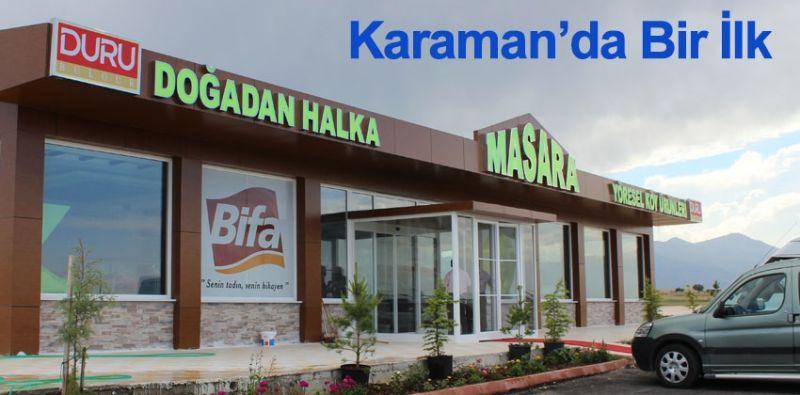 """""""Doğadan Halka"""" MASARA """"Yöresel Köy Ürünleri"""""""