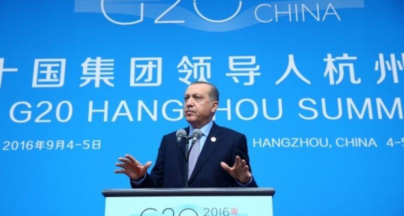 Erdoğan: Sayın Obama ve Sayın Putin'e teklifim budur