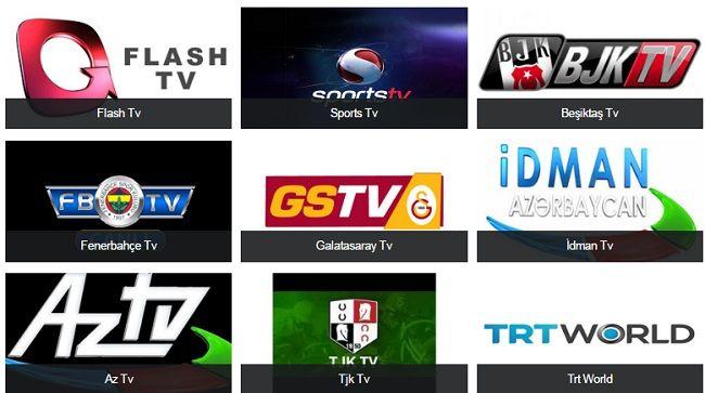 Canlı Tv İzle - Futbol Severler Az Tv ile İdman Tv'de Buluşuyor
