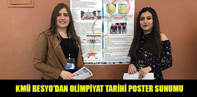 Türk Olimpiyatçıları Poster Sunumu İle Hayat Buldu