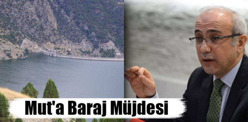 Mut'a Baraj Müjdesi