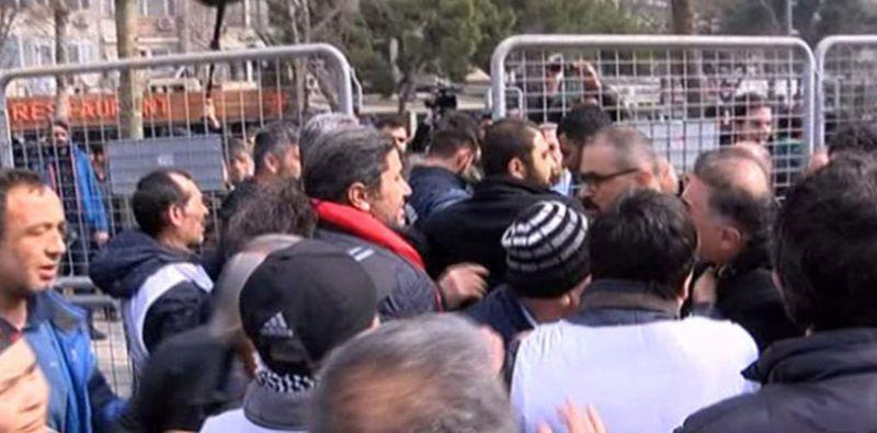 İstanbul Kartal'da nevruz gerginliği