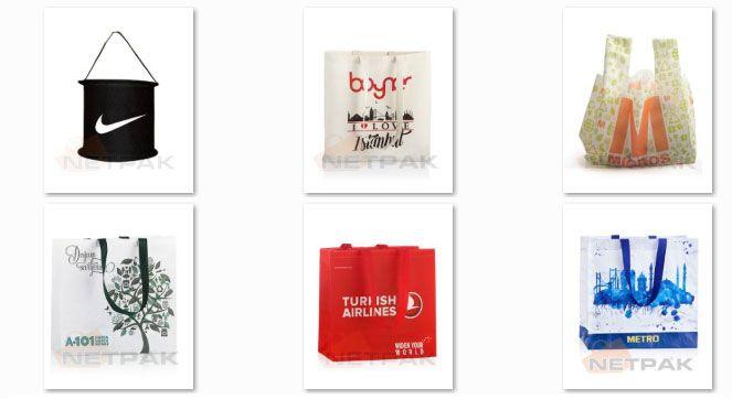 Markaların Alışveriş Çantaları