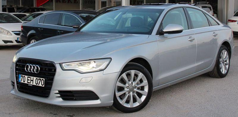 Bereket Otomotiv'den Satılık Audi A6